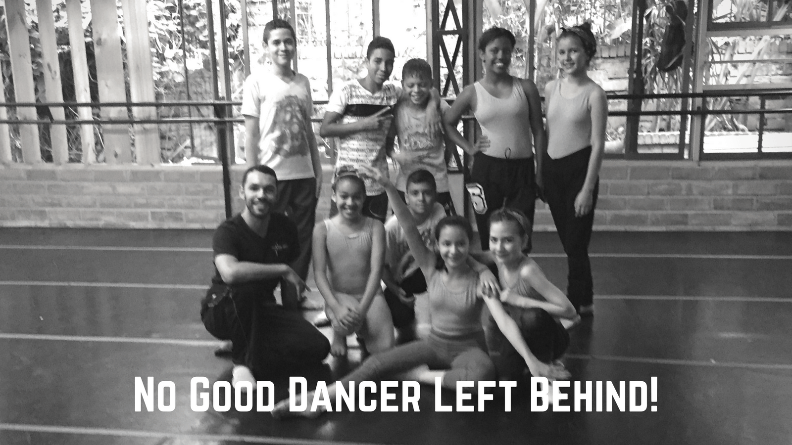No Good Dancer Left Behind