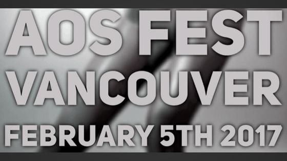 AOS Fest Vancouver