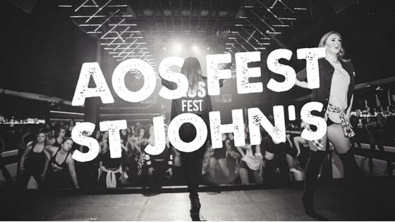 AOS Fest St. John's