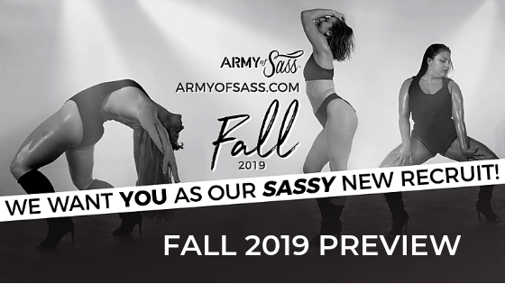 Army of Sass Fall 2019
